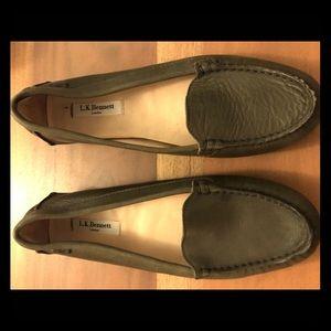 LK Bennett Driving Loafers - women - size 37